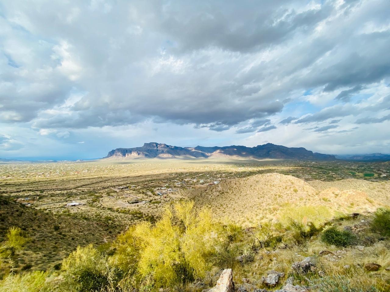 Silly Mountain –Arizona