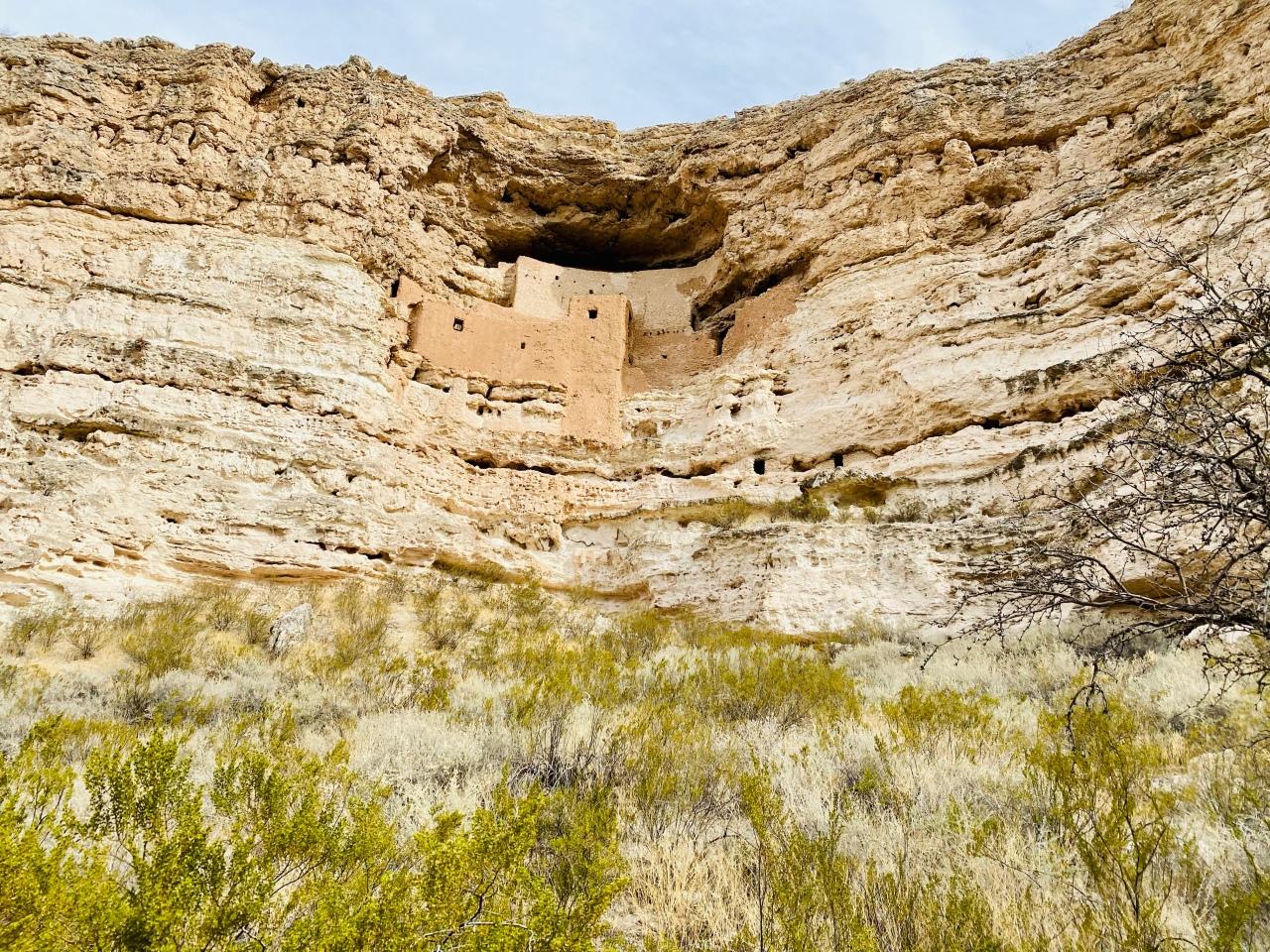 Montezuma Castle National Monument –Arizona