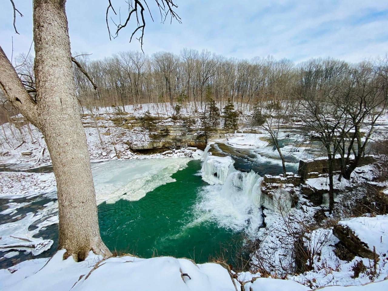 Cataract Falls –Indiana