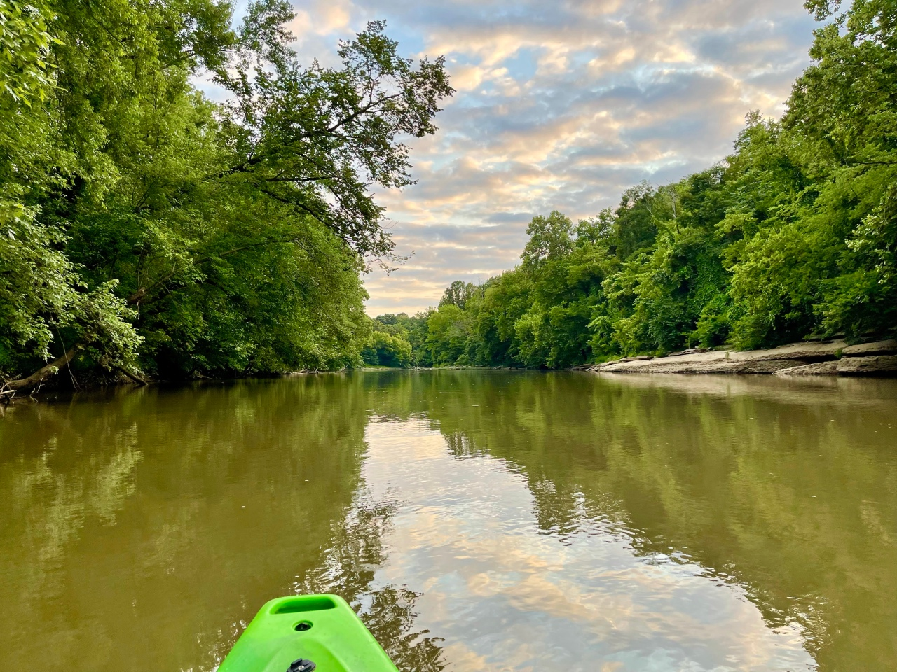 Henry Horton State Park –Tennessee
