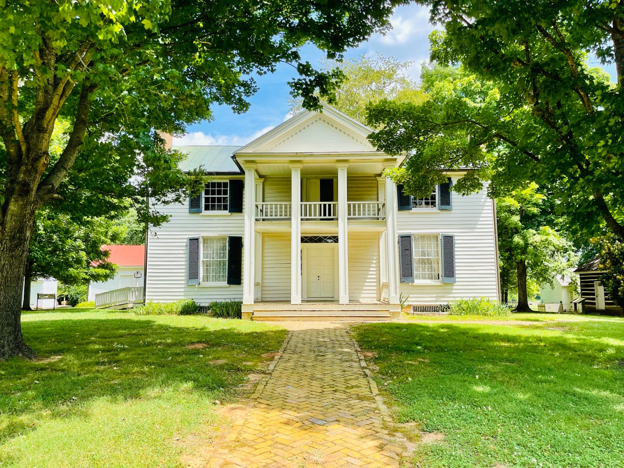 The Historic Sam Davis Home –Tennessee